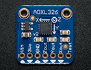 ADXL326 - 5V ready triple-axis accelerometer (+-16g analog out)