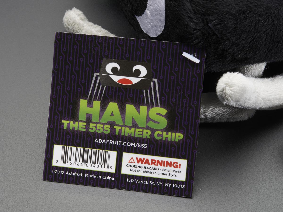 Hans 555 Timer Ic Circuit Playground Plushie Id 1022 995