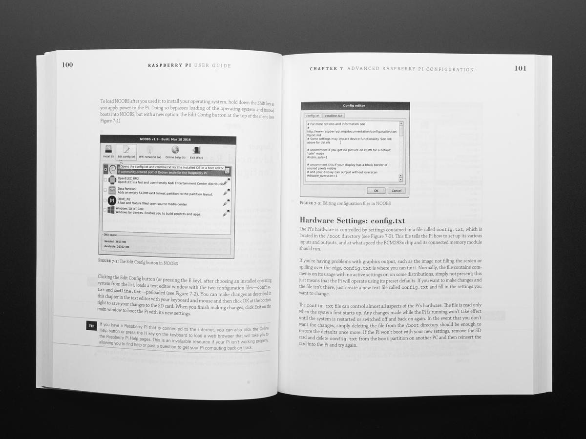 Raspberry Pi User Guide by Eben Upton and Gareth Halfacree