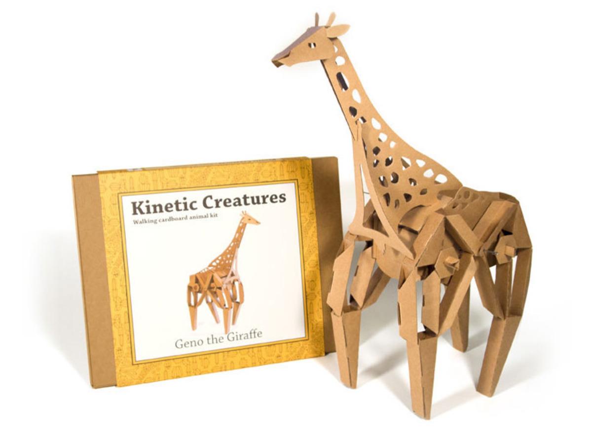 Geno the Giraffe - Kinetic Creatures ID: 1101 - $49.95 : Adafruit ...