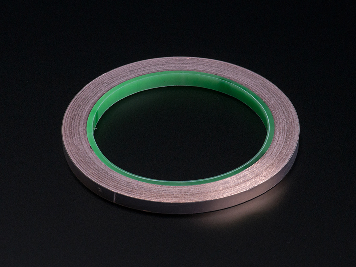 Copper Foil Tape with Conductive Adhesive - 6mm x 15 meter