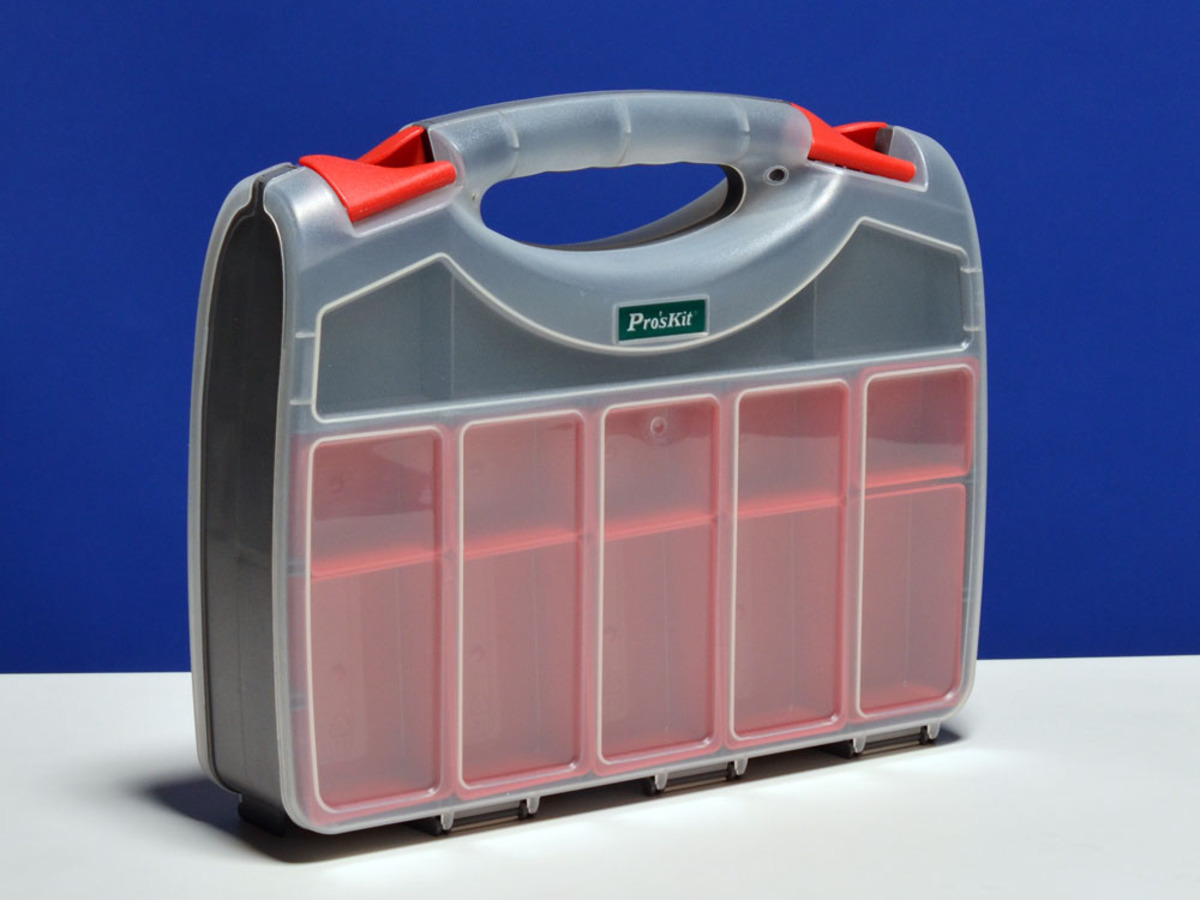 Large Double Sided Storage Tote Box
