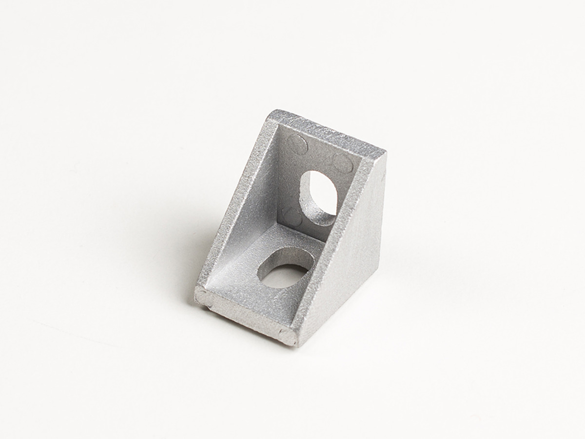 Aluminum Extrusion Corner Brace Support (for 20x20)