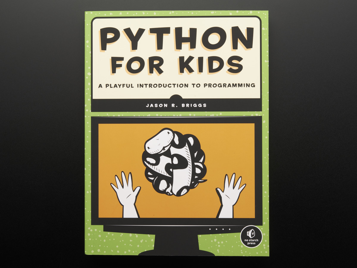 Python for Kids - A Playful Introduction to Programming ...