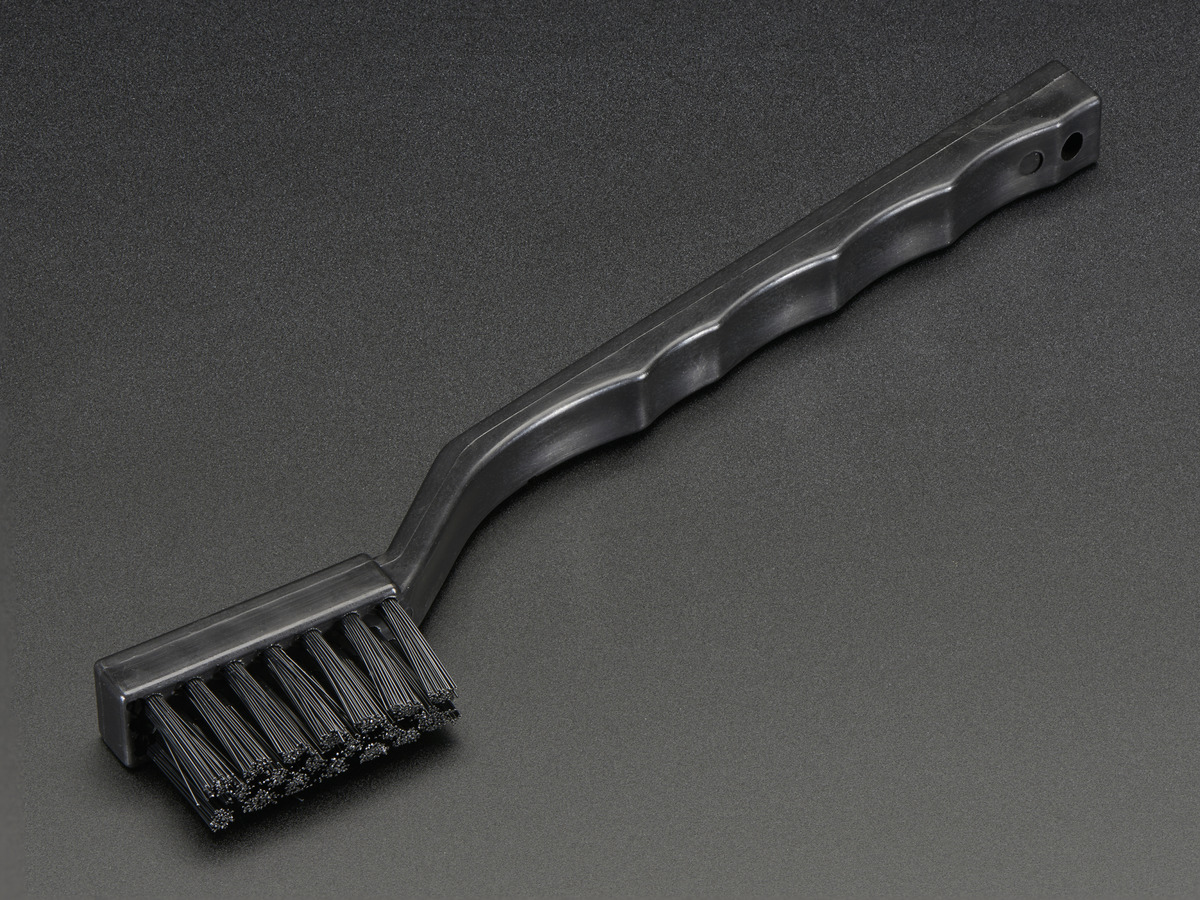 ESD-Safe PCB Cleaning Brush ID: 1209 - $2 95 : Adafruit Industries