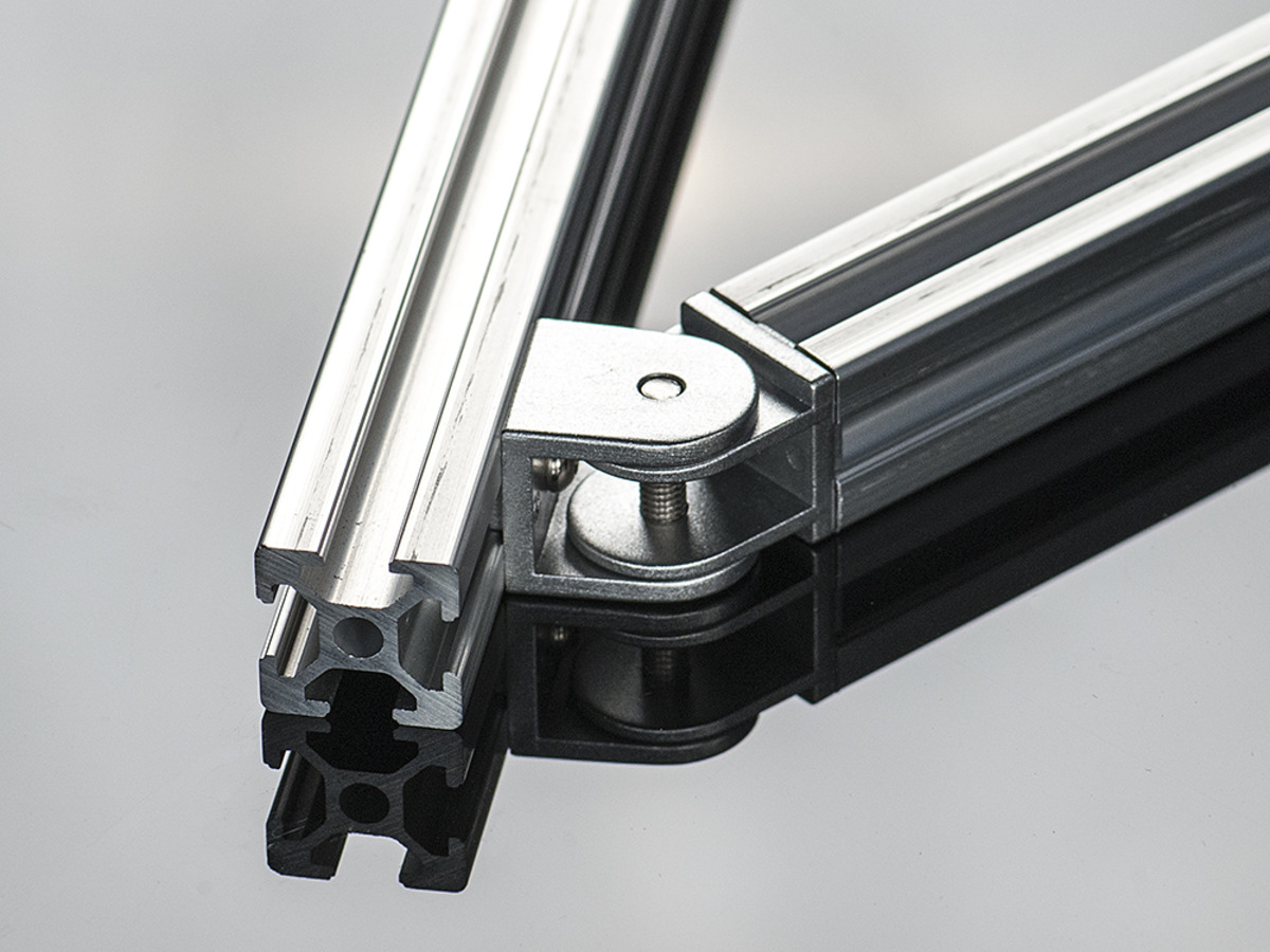 Extruded Aluminum Frame Stock Southern Wisconsin