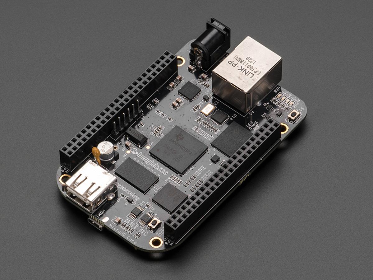 BeagleBone Black - Rev B ID: 1278 - $45 00 : Adafruit Industries