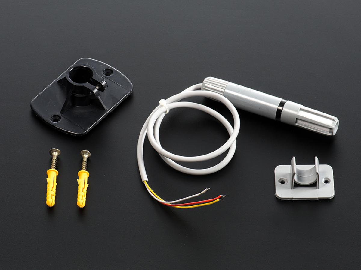 Adafruit Bme280 I2c Or Spi Temperature Humidity Pressure Sensor Id Logic Diagram Sama Am2315 Encased