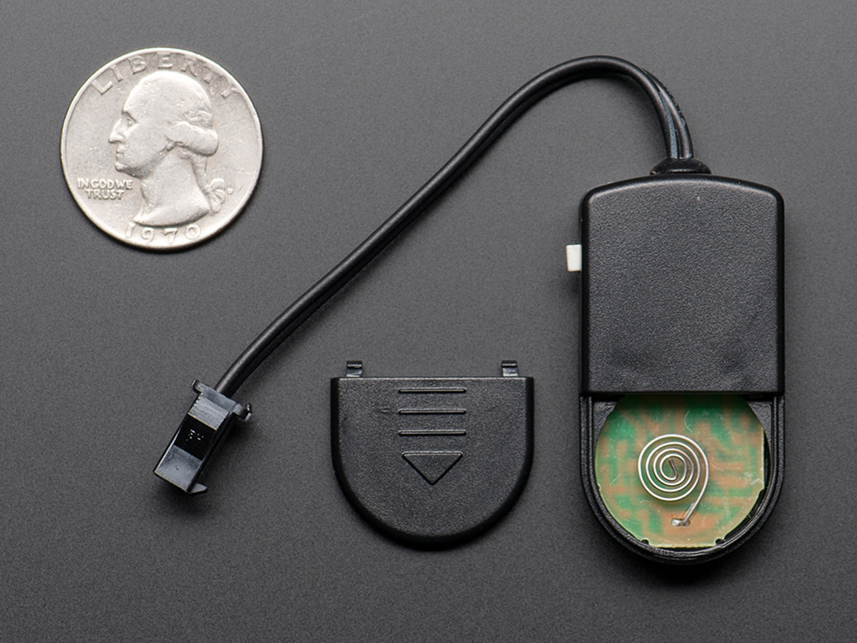 EL Wire Coin Cell Mini Inverter ID: 1350 - $5.95 : Adafruit ...
