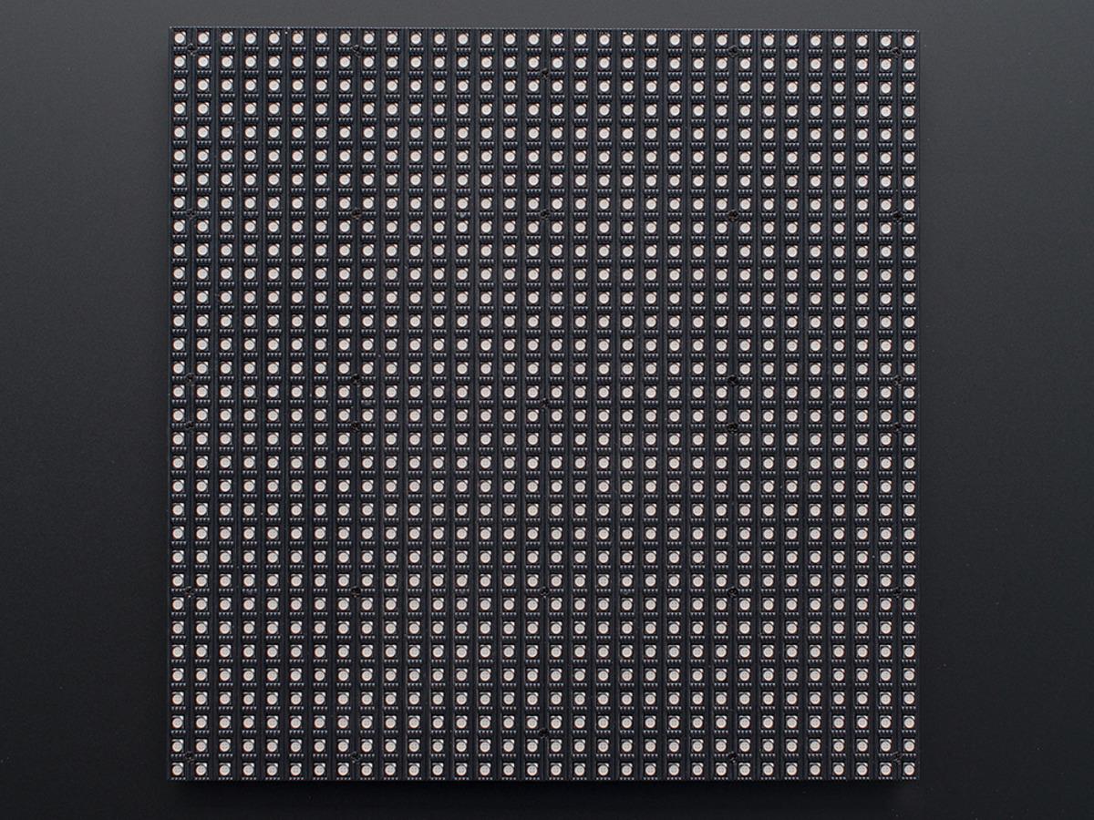 PIXEL Guts Kit - Bluetooth Controlled 32x32 RGB LED Matrix
