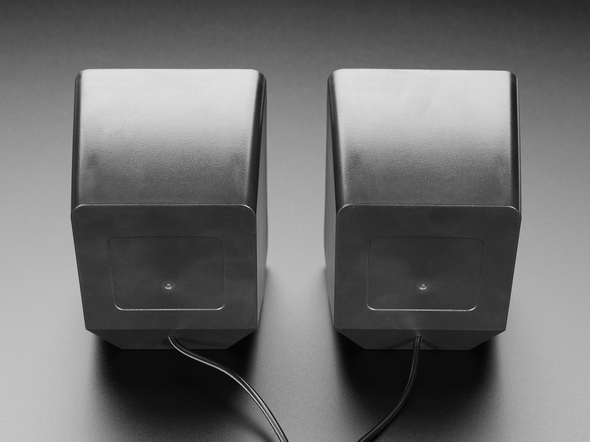 USB Powered Speakers ...