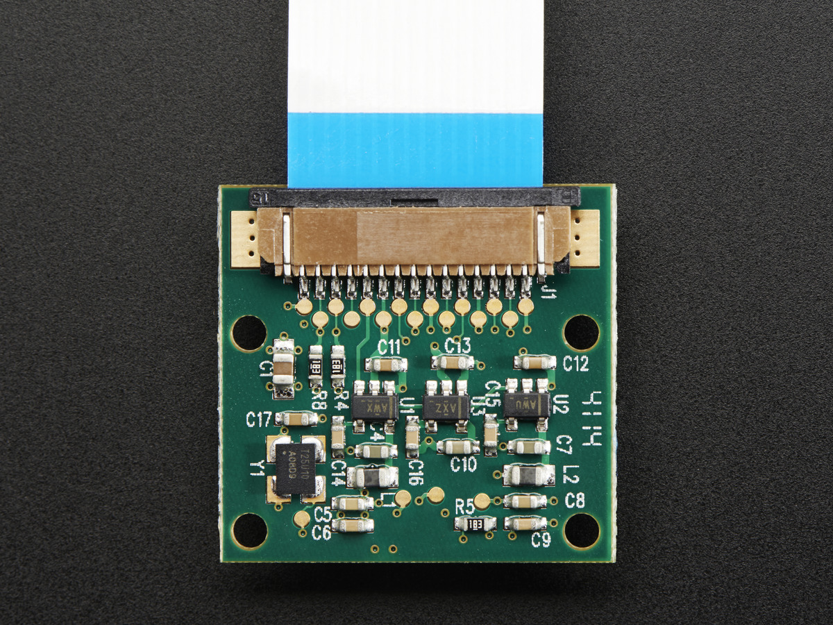 Raspberry Pi Camera Board Id 1367 1995 Adafruit Industries Arduino Amp Interface