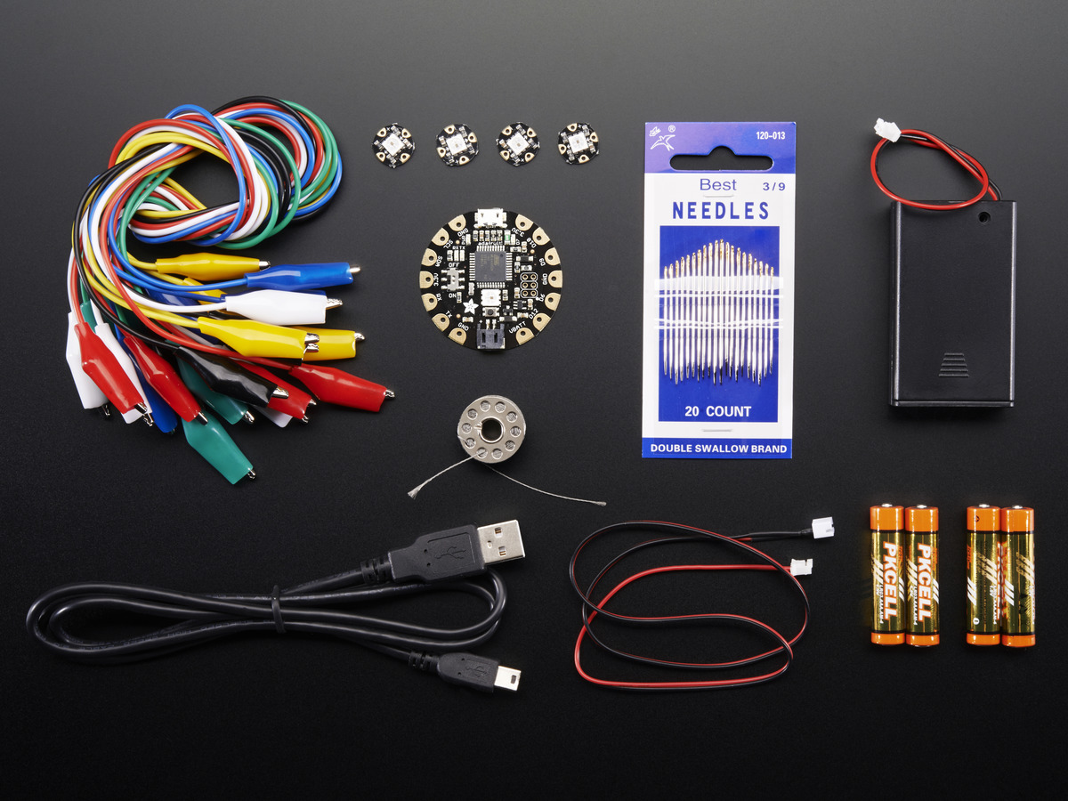 flora budget pack id 1405 34 95 adafruit industries unique