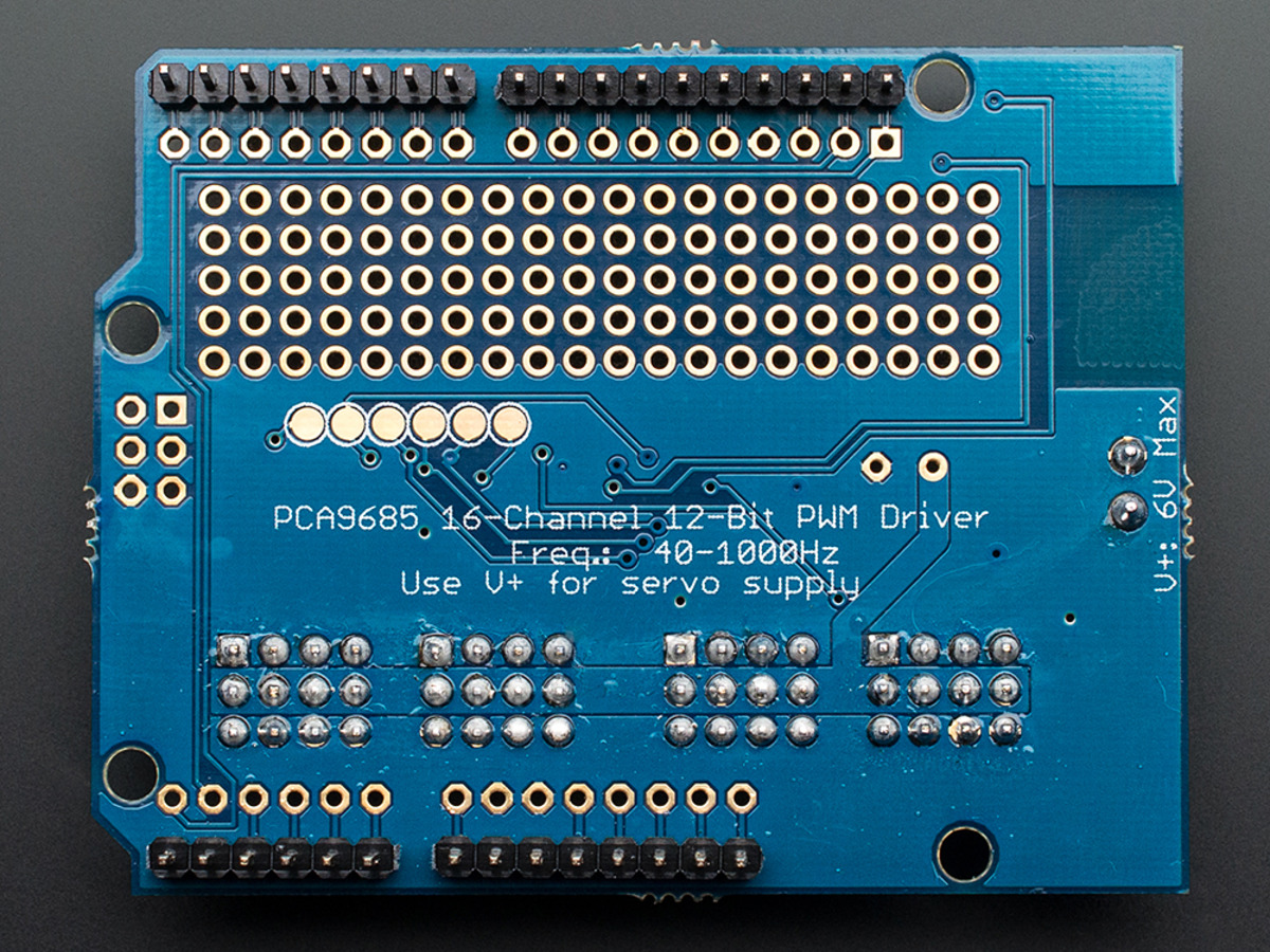1411 03 adafruit 16 channel 12 bit pwm servo shield i2c interface id  at alyssarenee.co
