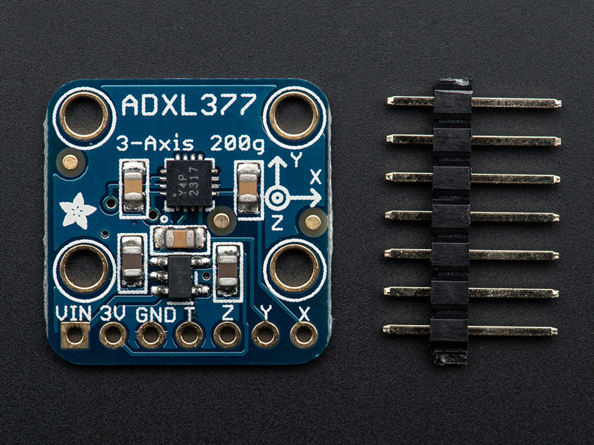 Adafruit 9-DOF Absolute Orientation IMU Fusion Breakout