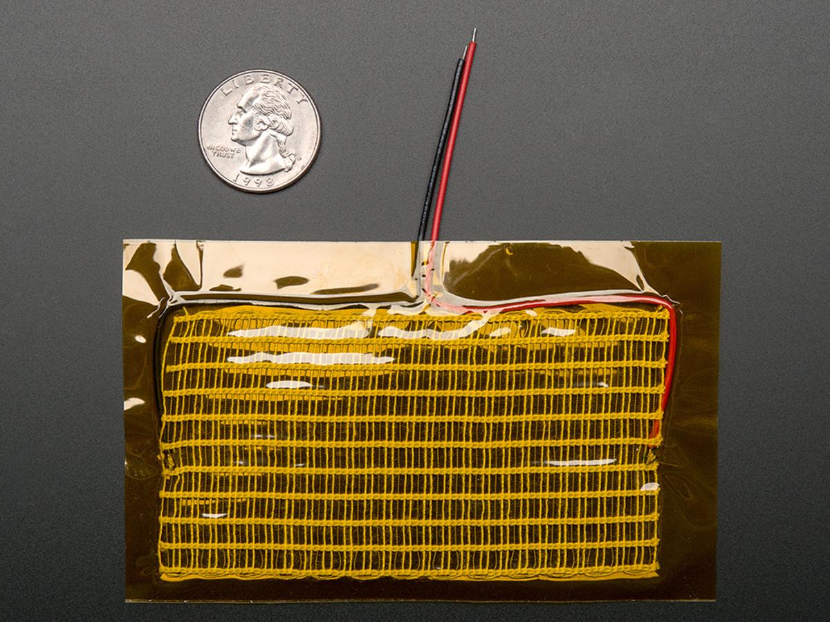 Electric Heating Pad 10cm X 5cm Id 1481 395 Adafruit