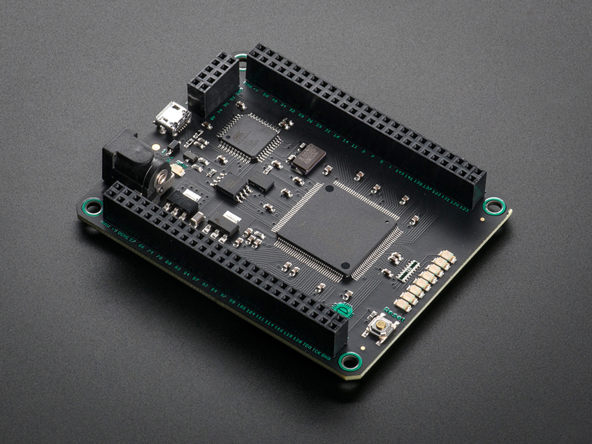 Mojo FPGA Development Board ID: 1553 - $79 95 : Adafruit