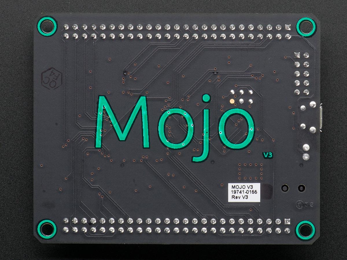 Mojo FPGA Development Board ID: 1553 - $79 95 : Adafruit