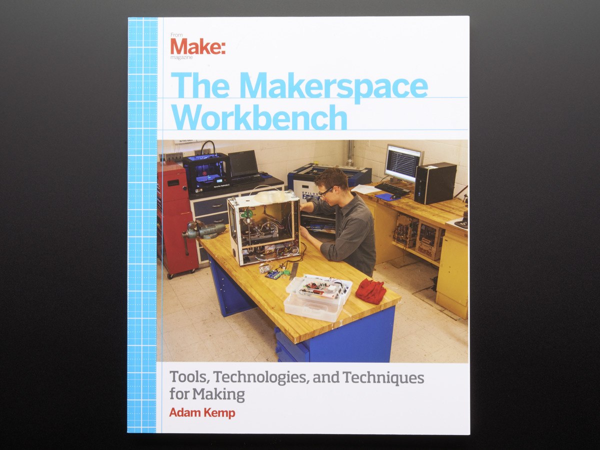 The Makerspace Workbench by Adam Kemp ...