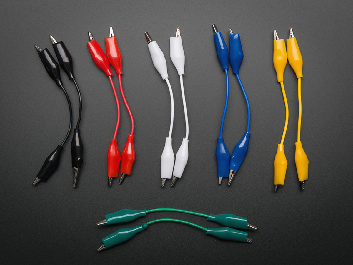Leads/Test Leads : Adafruit Industries, Unique & fun DIY electronics ...