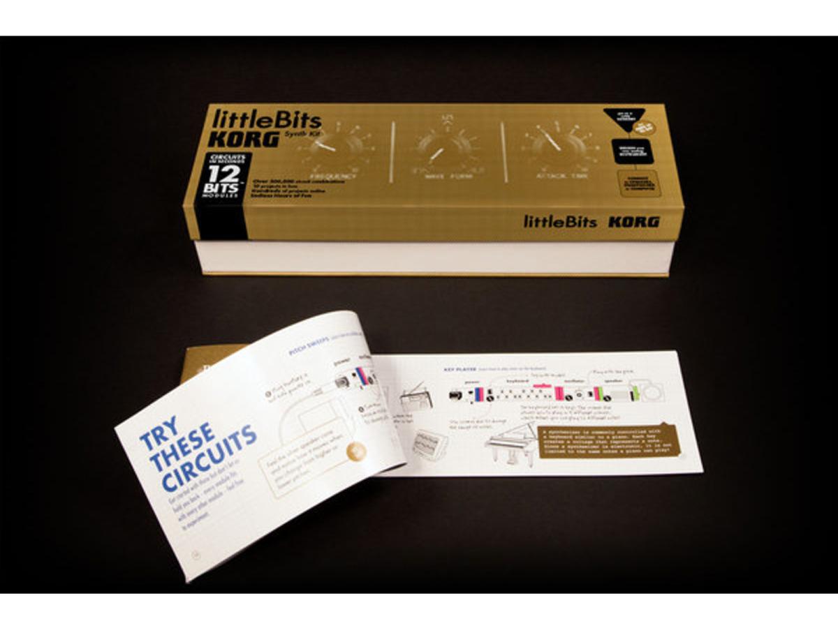 littleBits KORG Synth Kit ID: 1635 - $159 95 : Adafruit Industries