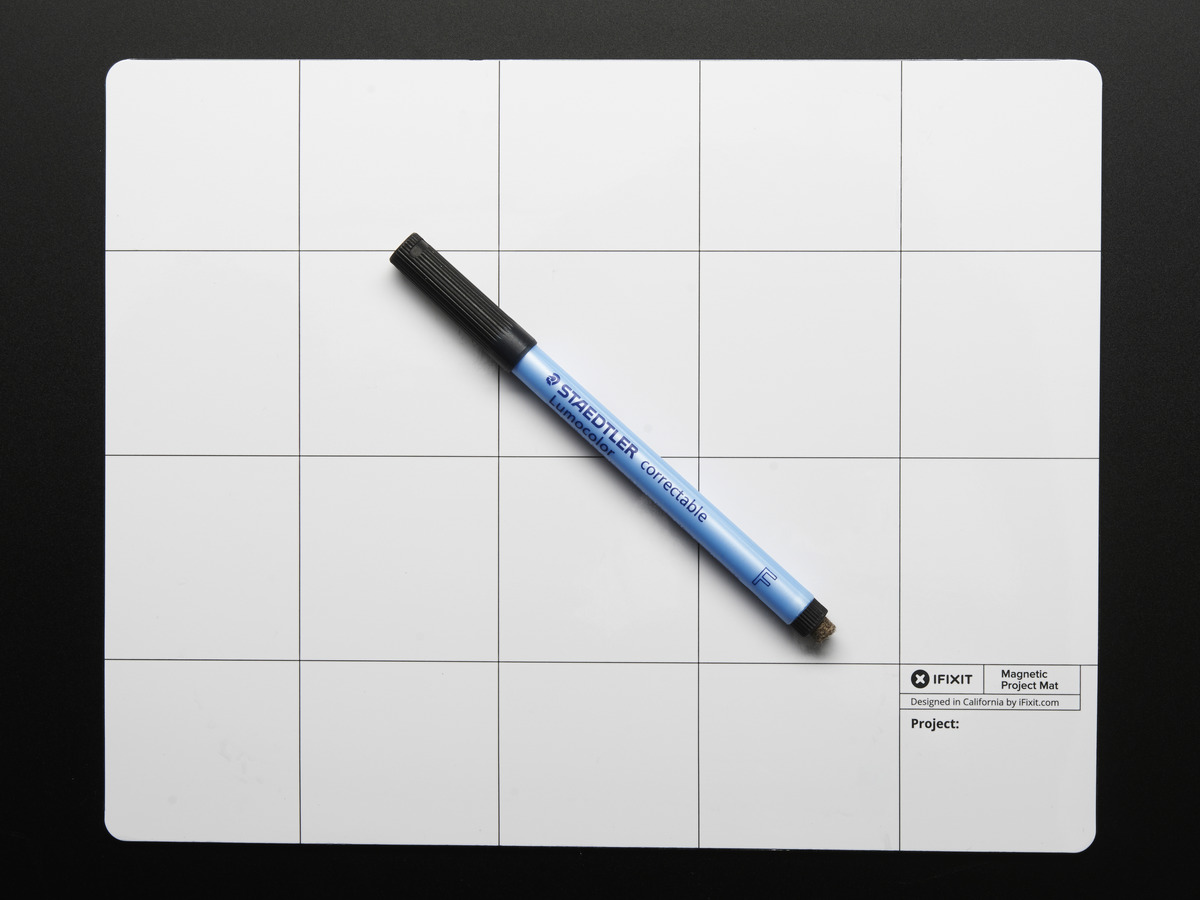 Professional Non Slip Magnetic Project Mat Id 1636 19