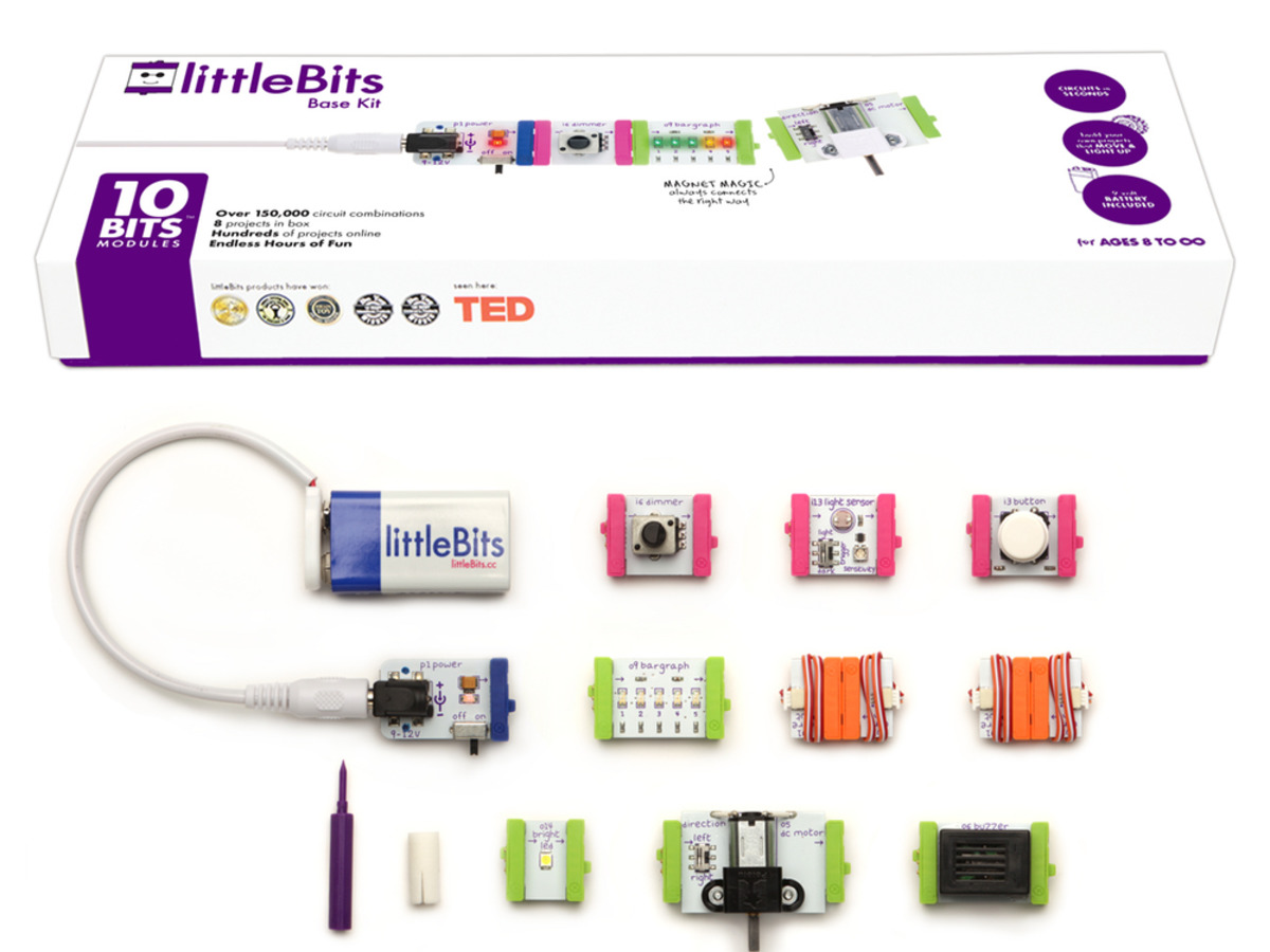 littleBits Base Kit ...
