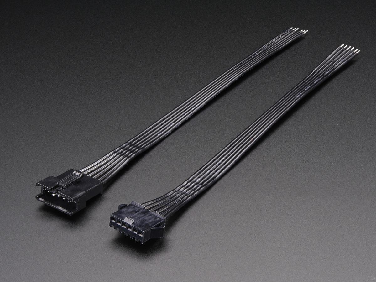 4 Pin At Atx Ide Power Cable Id 425 195 Adafruit Industries Wiring Guitar Jack Socket 6 Jst Sm Plug Receptacle Set