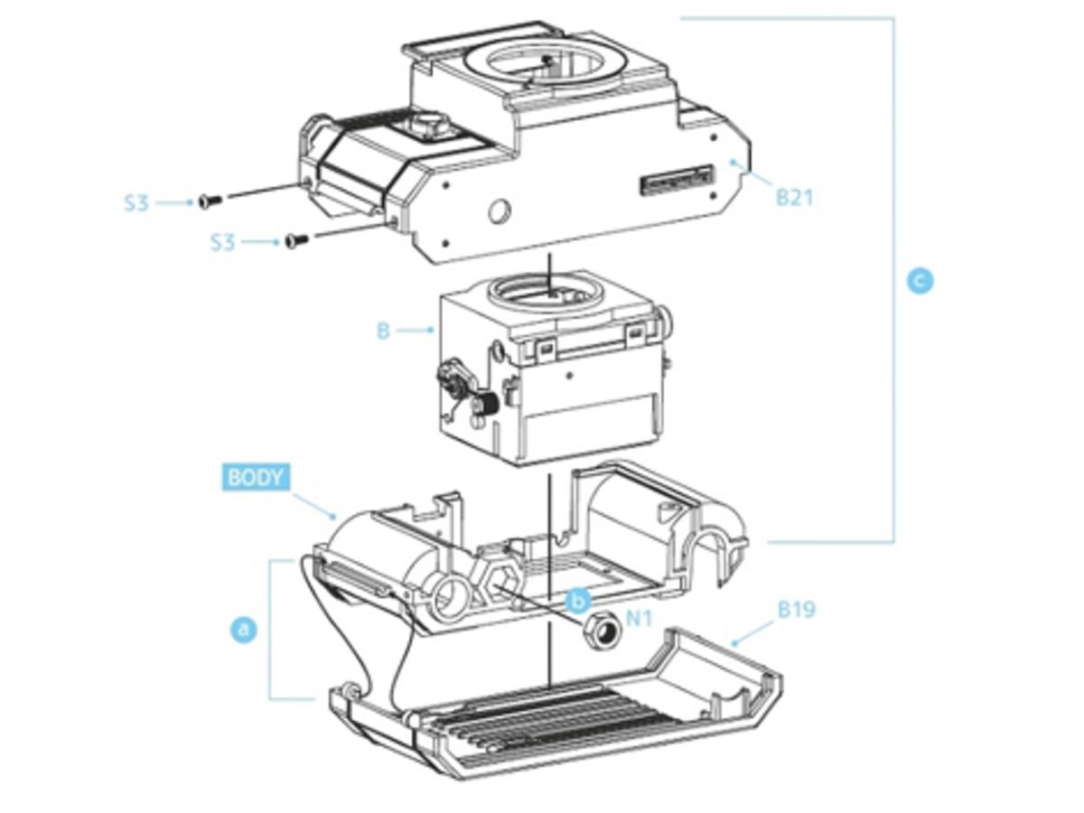 konstruktor - diy film camera kit id  1672