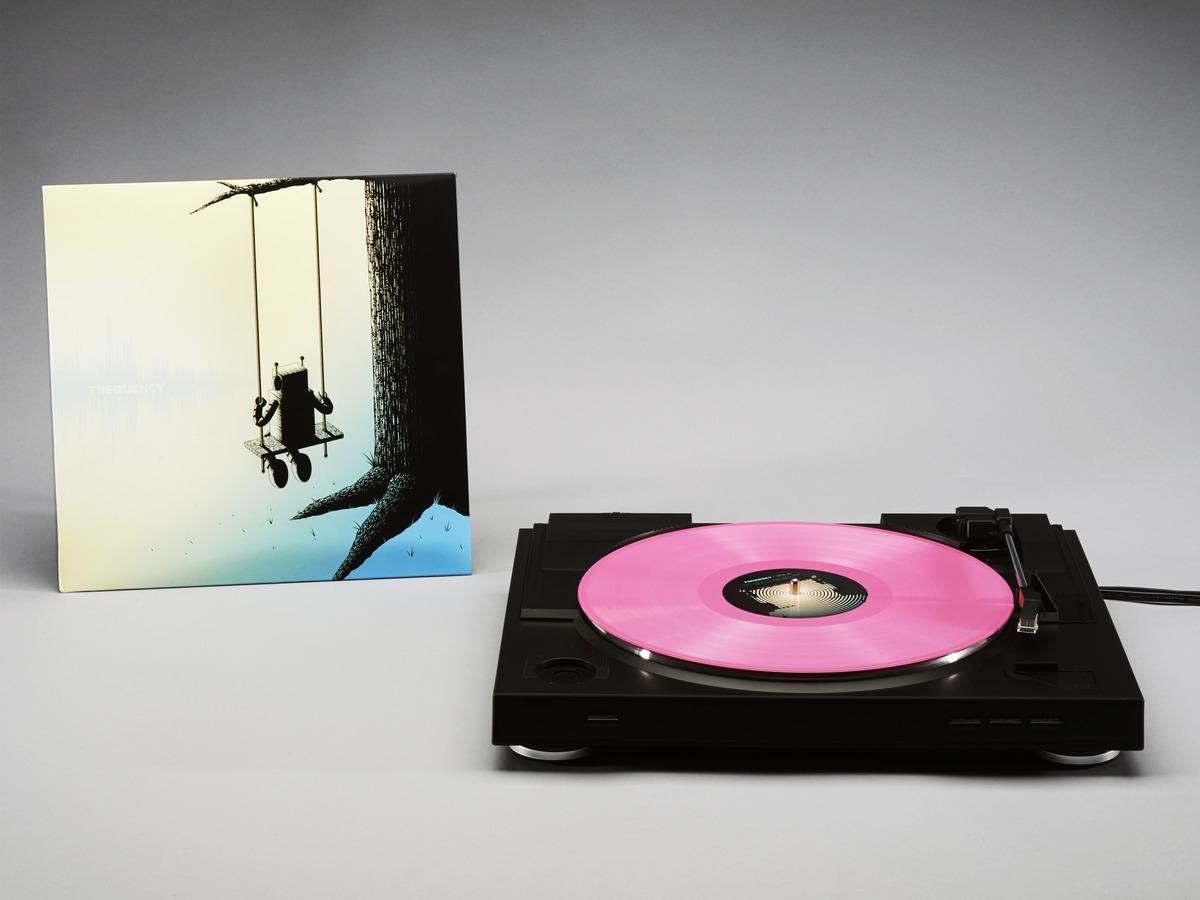 FREQUENCY - Adafruit's 1st Vinyl Record ID: 1688 - $19 95