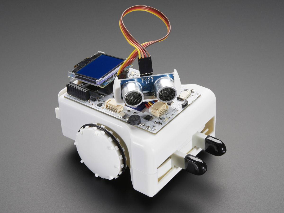 Sparki The Easy Robot For Everyone Id 1715 15995 Adafruit Fun And To Build Buzzer Circuit