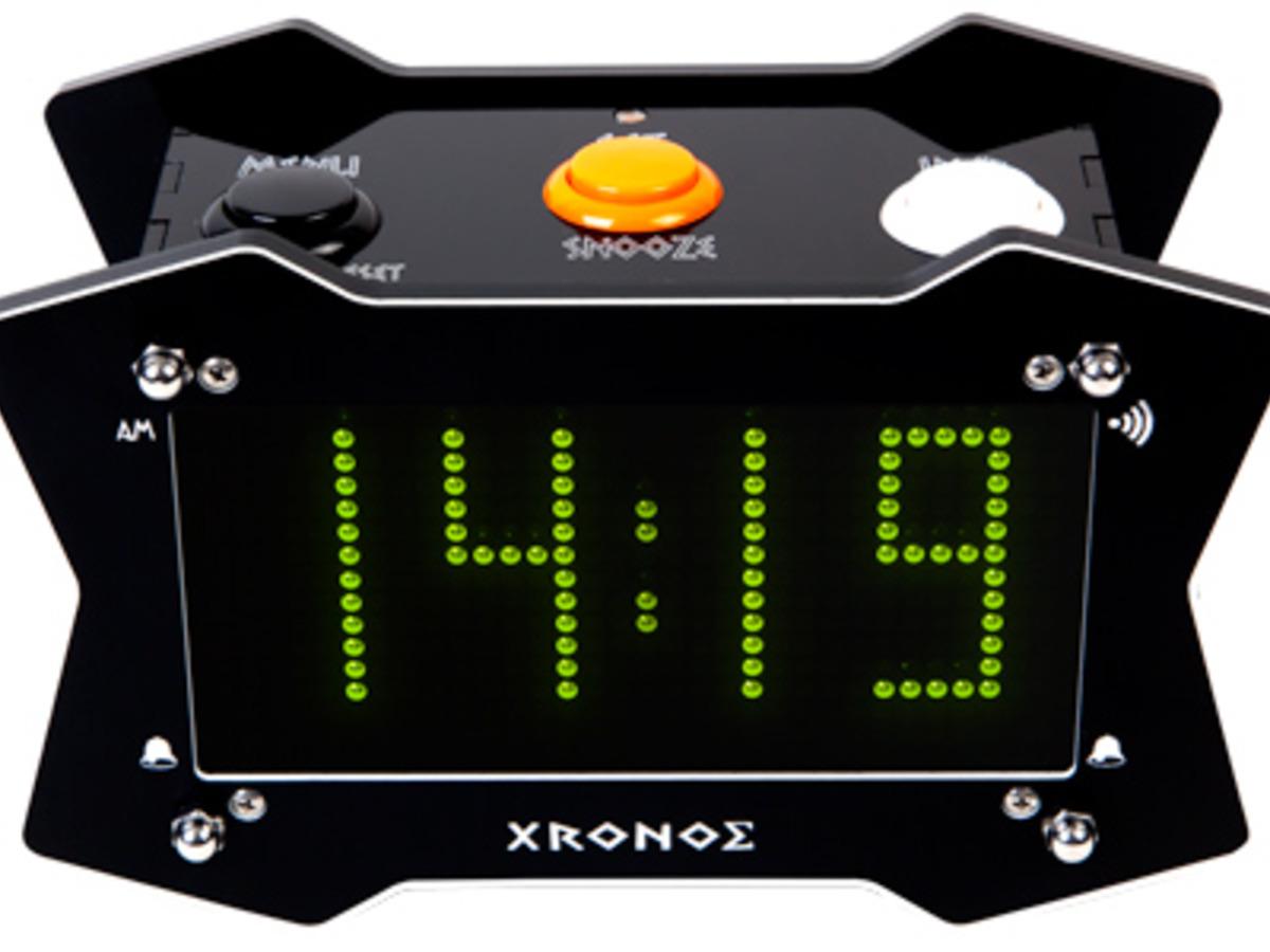 Xronos Clock Kit v2.1 ID: 1718