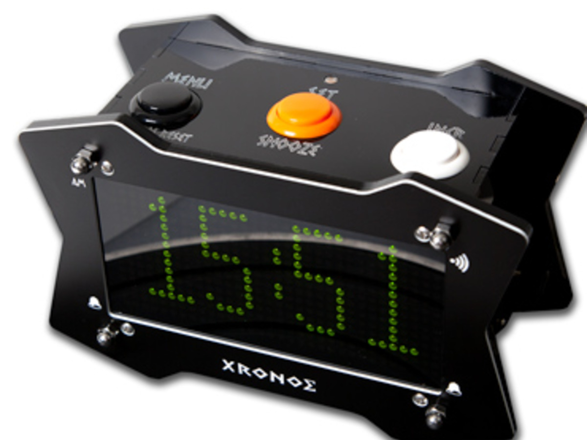 Xronos Clock Kit v2 1 ID: 1718 - $150 00 : Adafruit