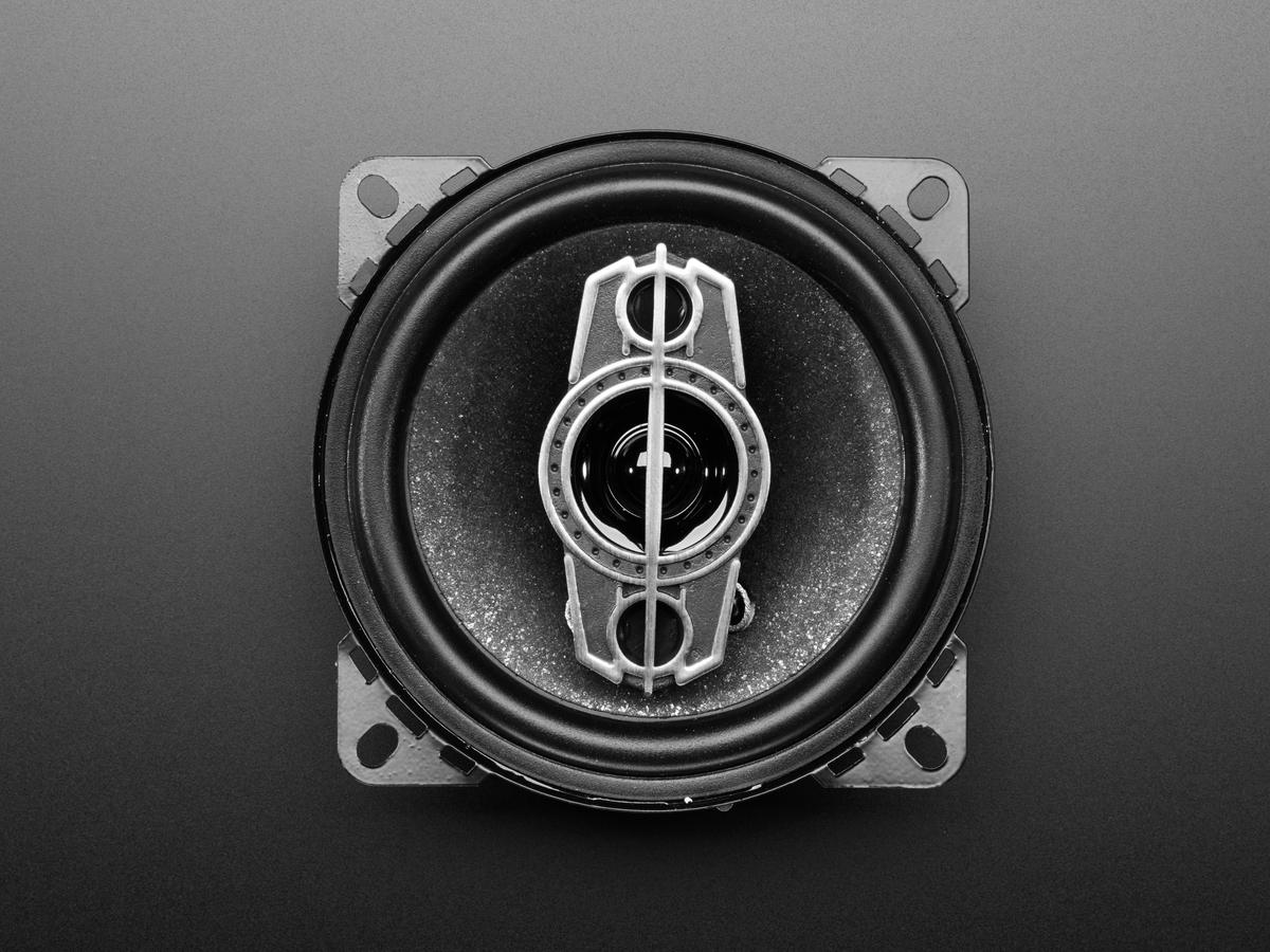 20W 4 Ohm Full Range Speaker [XS-GTF1027] ID: 1732 - $14 95