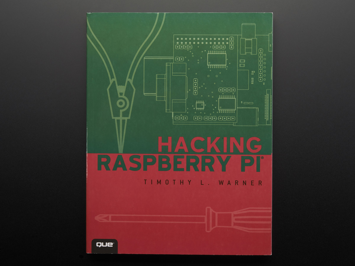 Search Adafruit Industries Unique Fun Diy Electronics And Kits Learn Python With Minecraft Pi Edition Hacking The Raspberry