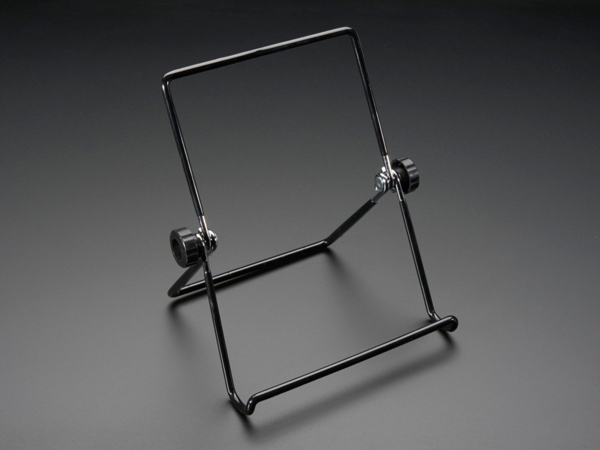 Adjustable Bent-Wire Stand for 8-10 Tablets and Displays ID: 1753 ...
