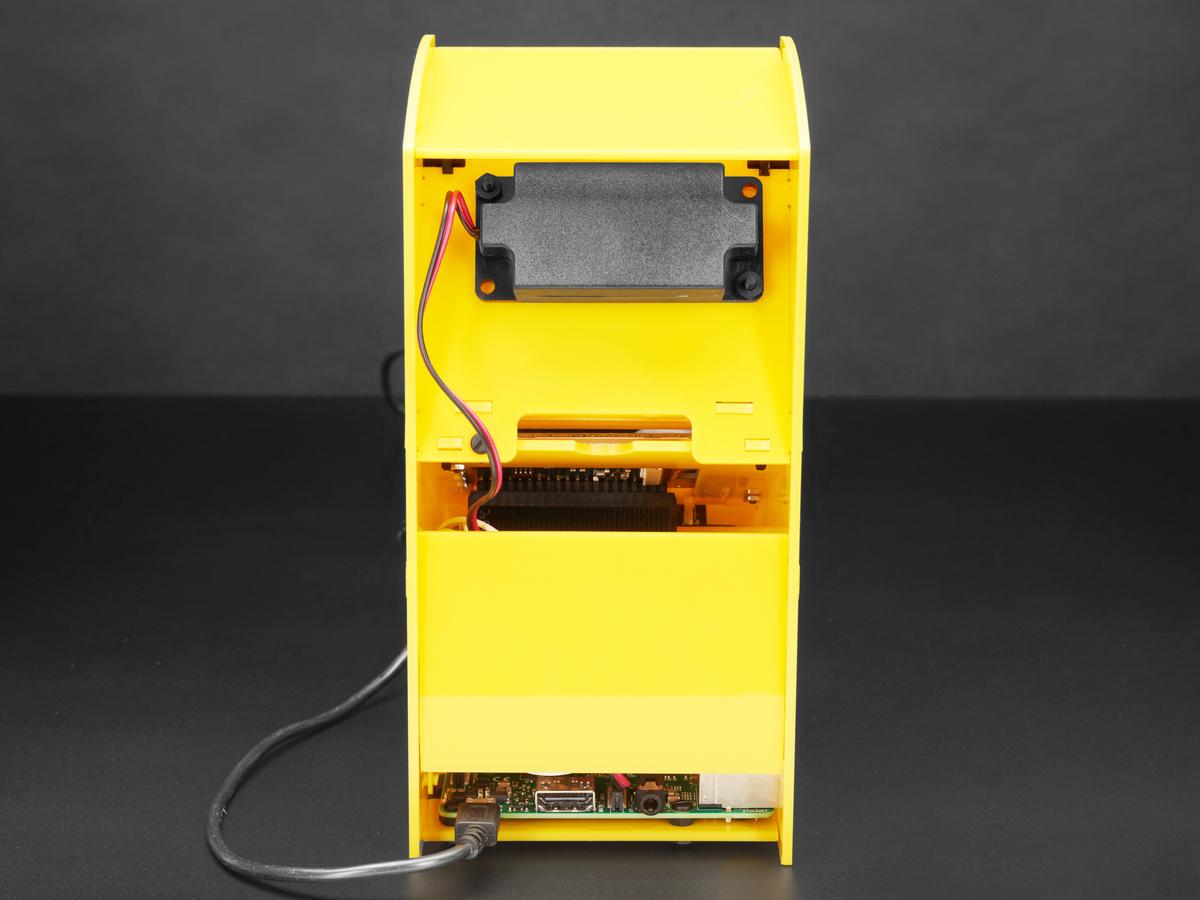 Raspberry Pi Game Cabinet Cupcade The Raspberry Pi Powered Micro Arcade Cabinet Kit V10