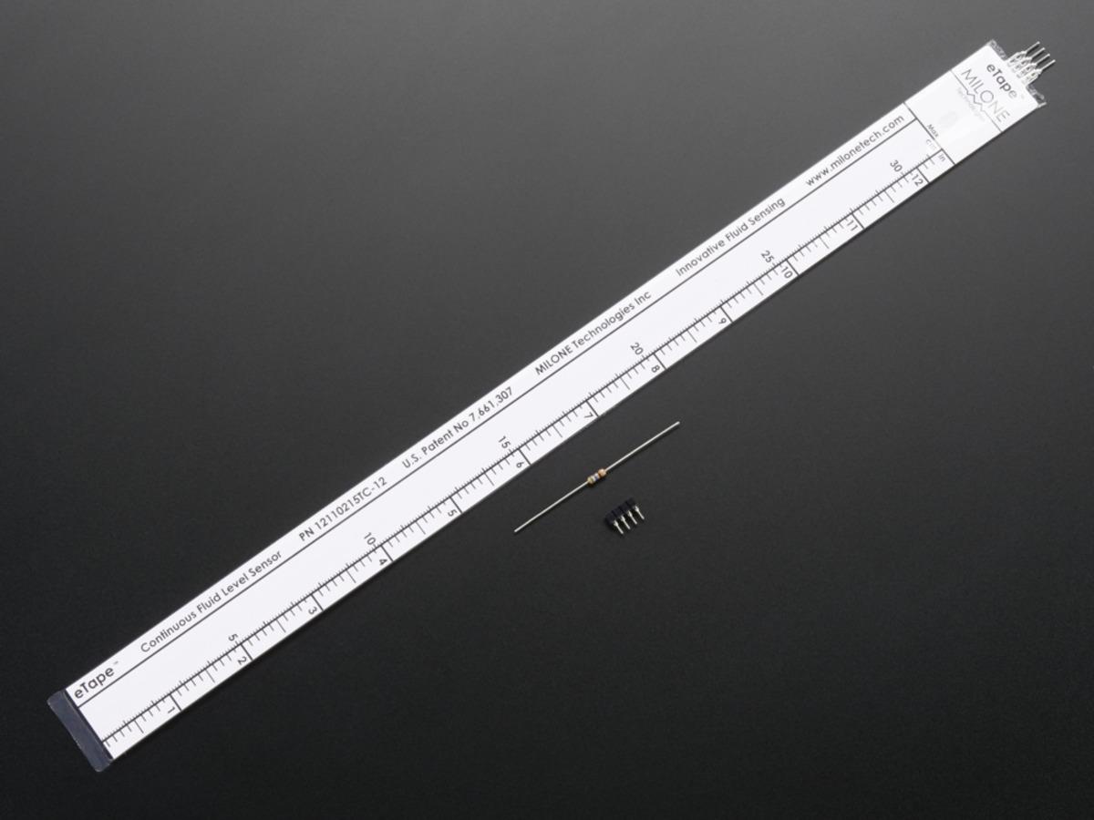 Geiger Counter Kit Radiation Sensor Id 483 9995 Adafruit Circuits 12 Chemical Etape Liquid Level With Teflon Jacket