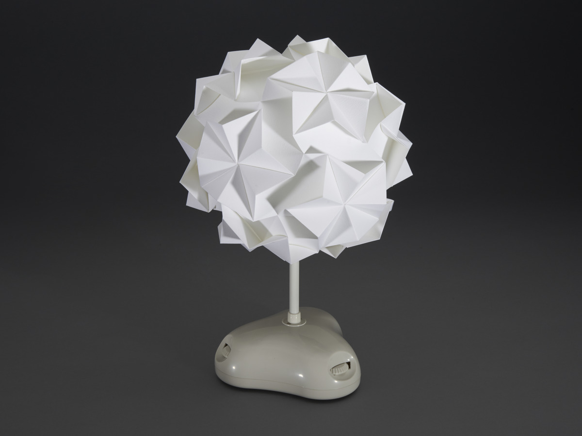 Akari origami led lamp shade kit from gakken id 1834 4195 akari origami led lamp shade kit from gakken aloadofball Image collections