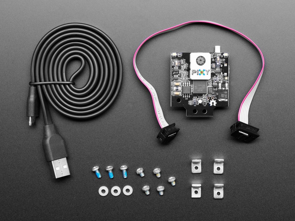 Pixy2 CMUcam5 Sensor ID: 1906 - $64 95 : Adafruit Industries