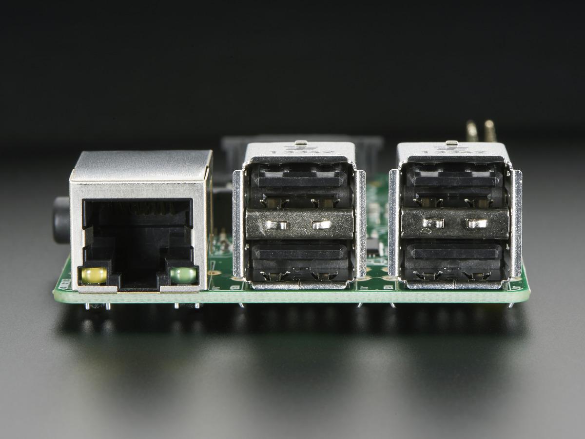 Raspberry Pi Model B 512mb Ram Id 1914 2995 Adafruit Circuit Diagram