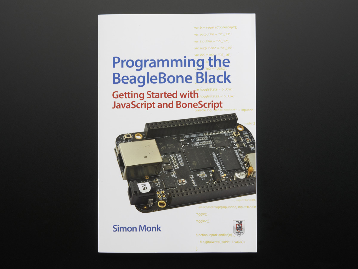 Programming the beagle bone black by simon monk id 1943 1495 programming the beagle bone black by simon monk fandeluxe Choice Image