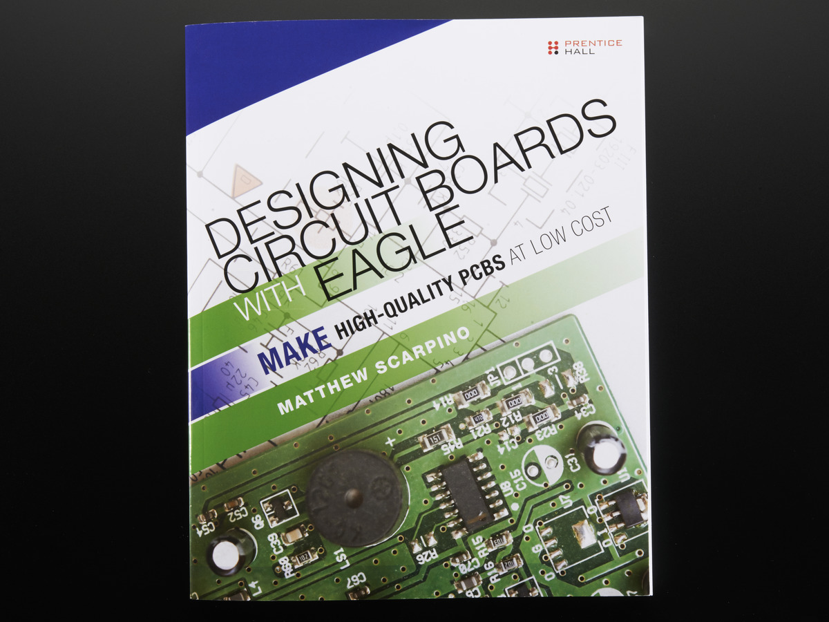 Designing Circuit Boards With Eagle Id 2099 3495 Adafruit Open Source Pcb Design Software