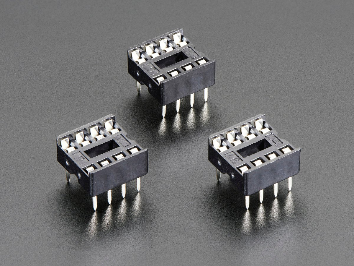 Op Amp Dual Rail To 27 6v Power 80ma Output Tlv2462 Id Single Ic Preamp By Lm358 Socket For 8 Pin 03 Chips Pack Of 3