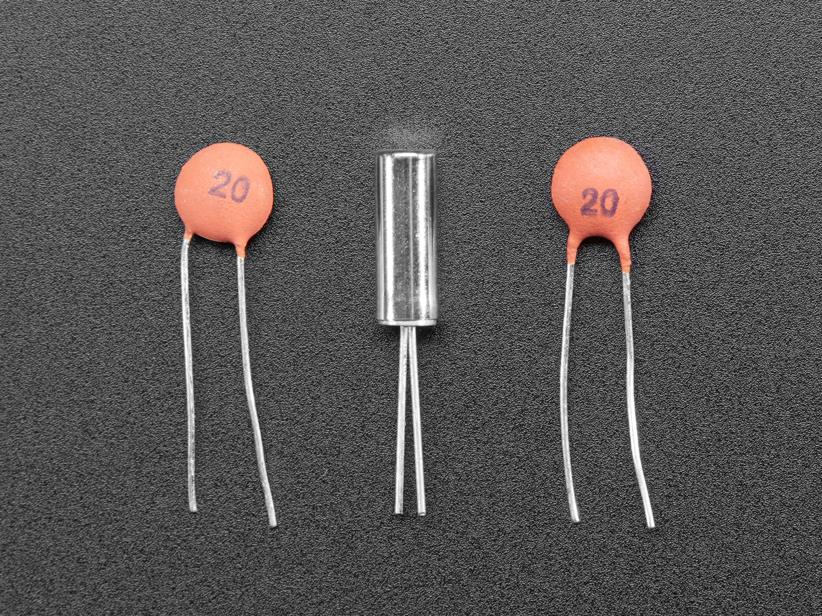 32768 Khz Crystal 125pf Capacitor Load Id 2211 075 What Device Is Used To Check Capacitors In Electronic Circuits