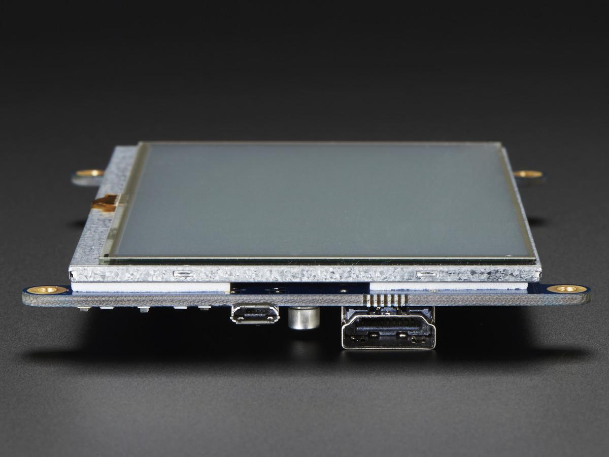 L'écran tactile Adafruit pour le Raspberry Pi