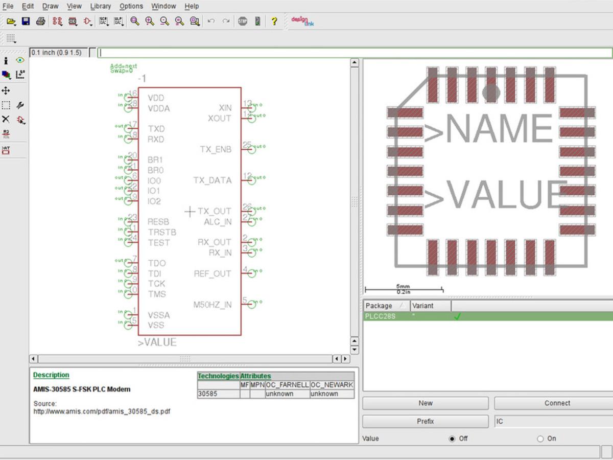 CadSoft EAGLE Learn PCB Design Software V7 - .EDU - 1 User ID: 2265 ...