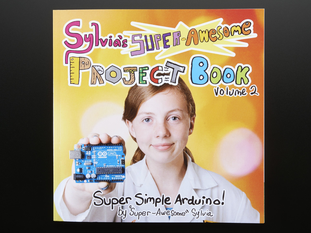 Sylvia Super Awesome Project Book Add-On Pack w/ Genuine ...