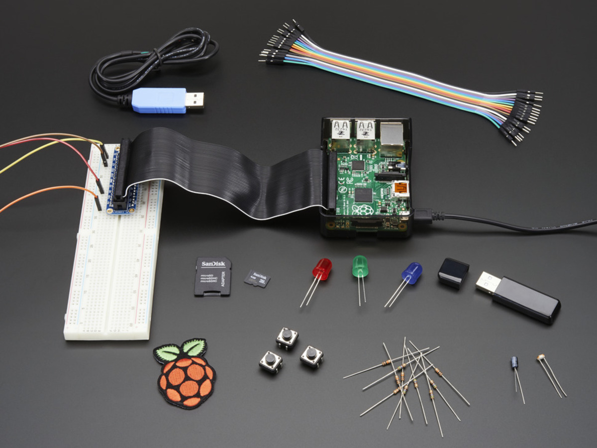 Raspberry Pi 2 Model B Starter Pack Includes A Id Network Interface Box Wiring