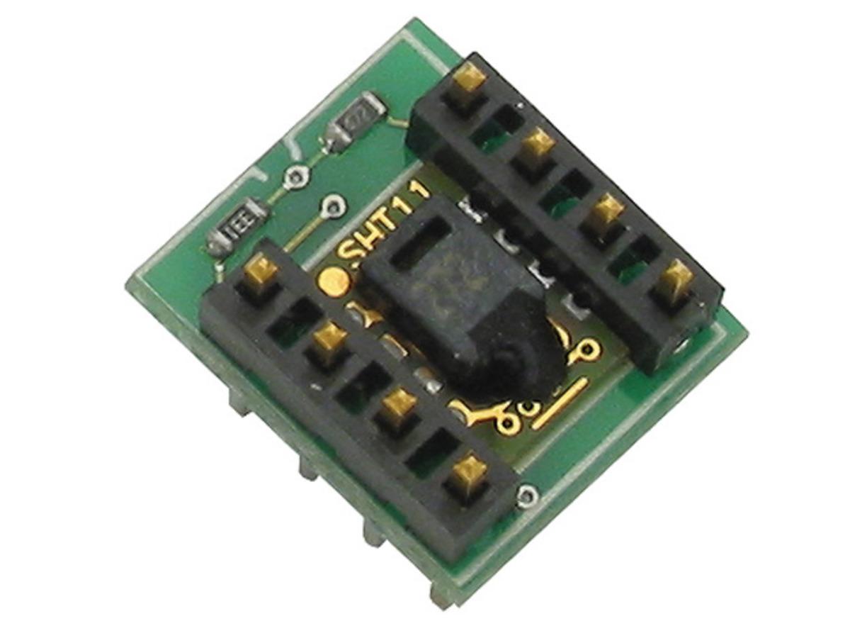 Sensirion Temperature/Humidity Sensor [SHT11] ID: 246 $35.00  #998932